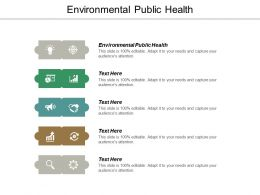 Environmental Public Health Ppt Powerpoint Presentation Gallery Slide Download Cpb