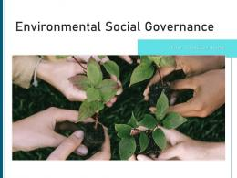 Environmental Social Governance Strategies Map Human Rights Product Responsibility