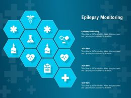 Epilepsy Monitoring Ppt Powerpoint Presentation Outline Example