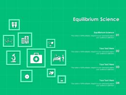 Equilibrium Science Ppt Powerpoint Presentation Styles Gridlines