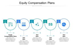 Equity Compensation Plans Ppt Powerpoint Presentation Slides Designs Download Cpb