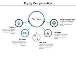 Equity Compensation Ppt Powerpoint Presentation Design Templates Cpb