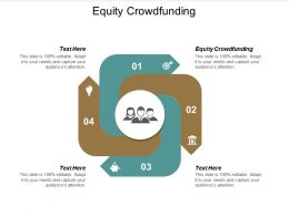 Equity Crowdfunding Ppt Powerpoint Presentation Show Deck Cpb