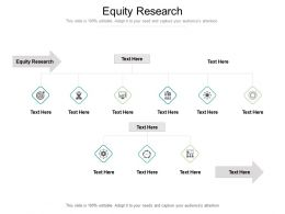 Equity Research Ppt Powerpoint Presentation Layouts Professional Cpb