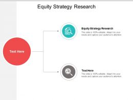 Equity Strategy Research Ppt Powerpoint Presentation Show Images Cpb