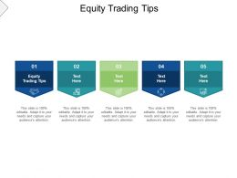 Equity Trading Tips Ppt Powerpoint Presentation Infographics Format Ideas Cpb