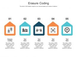 Erasure Coding Ppt Powerpoint Presentation Professional Guide Cpb
