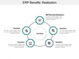 ERP Benefits Realization Ppt Powerpoint Presentation Layouts Microsoft Cpb