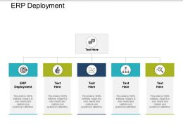 ERP Deployment Ppt Powerpoint Presentation Styles Guide Cpb