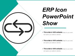 Erp Icons Powerpoint Show