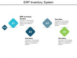 Erp Inventory System Ppt Powerpoint Presentation Template Cpb