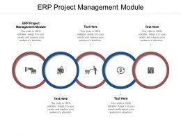 ERP Project Management Module Ppt Powerpoint Presentation Cpb