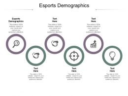 Esports Demographics Ppt Powerpoint Presentation Gallery Clipart Images Cpb