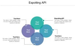 Espotting Api Ppt Powerpoint Presentation Gallery Design Ideas Cpb