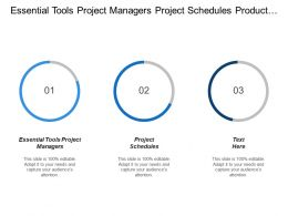 Essential Tools Project Managers Project Schedules Product Service Quality
