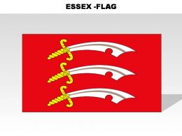Essex Country Powerpoint Flags