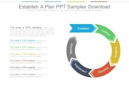 establish_a_plan_ppt_samples_download_Slide01