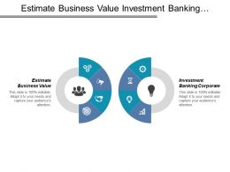 Estimate Business Value Investment Banking Corporate Role Multinational Corporations Cpb