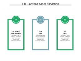 ETF Portfolio Asset Allocation Ppt Powerpoint Presentation Pictures Mockup Cpb