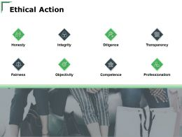 Ethical Action Fairness Ppt Powerpoint Presentation Layouts Grid
