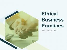 Ethical Business Practices Powerpoint Presentation Slide