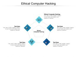 Ethical Computer Hacking Ppt Powerpoint Presentation Model Topics Cpb