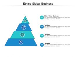 Ethics Global Business Ppt Powerpoint Presentation Professional Design Ideas Cpb