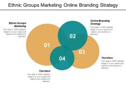 Ethnic Groups Marketing Online Branding Strategy Problem Solving Approach Cpb
