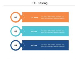 ETL Testing Ppt Powerpoint Presentation Guide Cpb