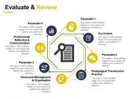 Evaluate And Review Pedagogical Theories And Practice Parameter