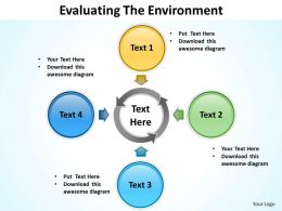 Evaluating The Environment Ppt Slides 14