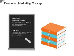 evaluation_marketing_concept_ppt_powerpoint_presentation_gallery_inspiration_cpb_Slide01