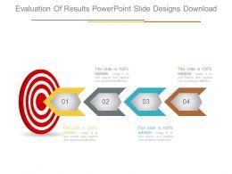 evaluation_of_results_powerpoint_slide_designs_download_Slide01