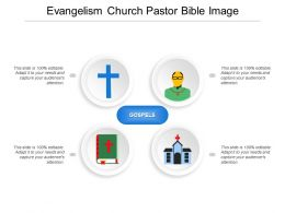 Evangelism Church Pastor Bible Image