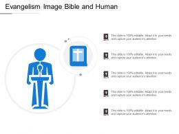 Evangelism Image Bible And Human