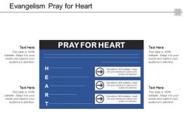 Evangelism Pray For Heart