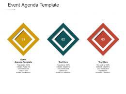 Event Agenda Template Ppt Powerpoint Presentation Inspiration Design Ideas Cpb