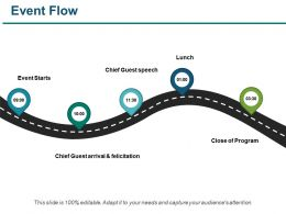Event Flow Ppt Samples Download