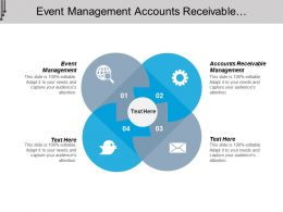 Event Management Accounts Receivable Management Branding Sponsorship Advertising Cpb