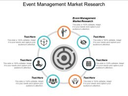 Event Management Market Research Ppt Powerpoint Presentation Styles Example File Cpb