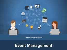 Event Management Powerpoint Presentation Slides