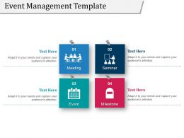 Event Management Template Ppt Examples