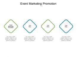 Event Marketing Promotion Ppt Powerpoint Presentation Outline Layout Cpb
