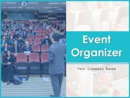 Event Organizer Corporate Planning Successful Development Management