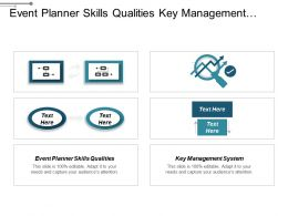 Event Planner Skills Qualities Key Management System Strategy Development Cpb