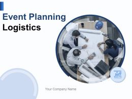 Event Planning Logistics Powerpoint Presentation Slides
