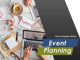 Event Planning Powerpoint Presentation Slides