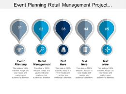 Event Planning Retail Management Project Management Marketing Research Cpb