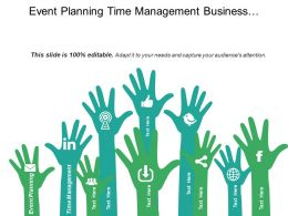 Event Planning Time Management Business Administration Project Management Cpb