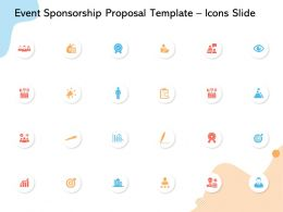 Event Sponsorship Proposal Template Icons Slide Ppt Powerpoint Presentation Pictures